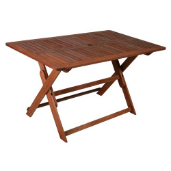 Pöytä MODENA, taitettava