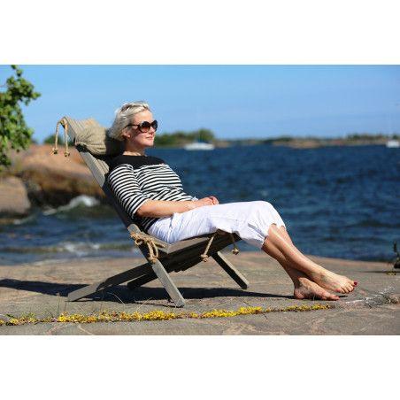 Puutarhatuoli EcoFurn Ekotuoli Lehtikuusi