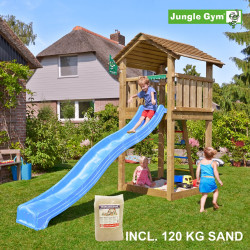 Jungle Gym Cubby...