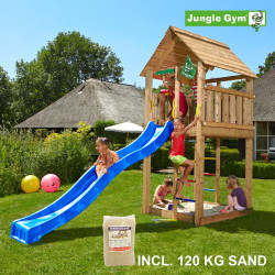 Jungle Gym Cabin...