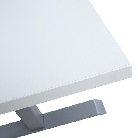 Työpöytä ERGO 2, 160 x 80cm valkoinen