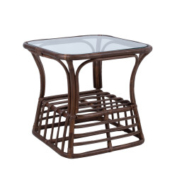 Sohvapöytä RETIRO, ruskea