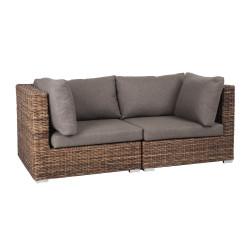 Sohva CROCO tyynyillä,...