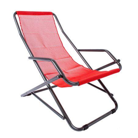 Tuoli Cretex, punainen