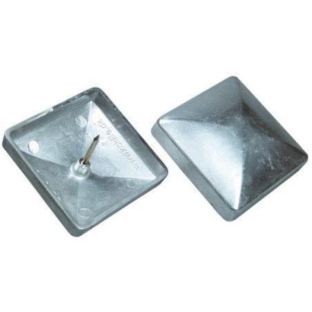 Tolpanhattu CAP, alumiinivalu, 3 eri kokoa