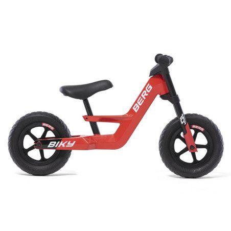 BERG BIKY MINI Potkupyörä, punainen