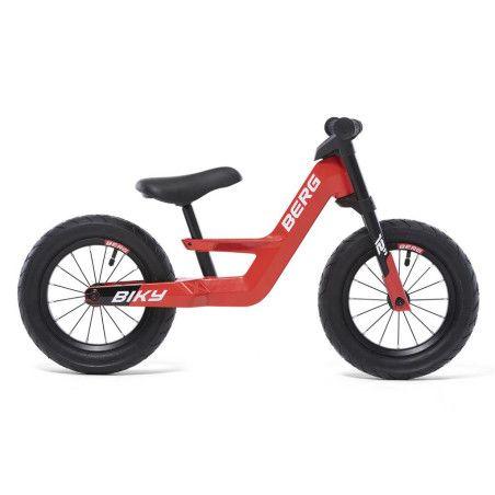 BERG BIKY CITY Potkupyörä, punainen