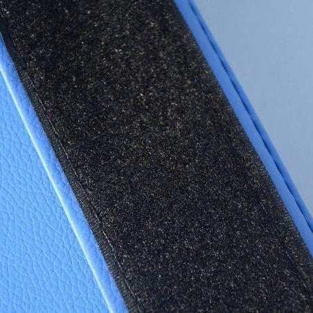 Kokoontaitettava voimistelumatto 245x120, Sininen/Musta