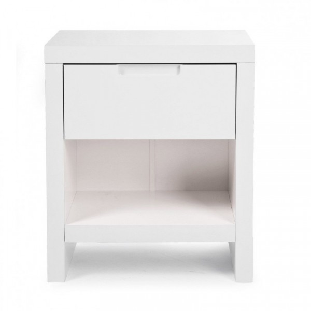 Quadro White -yöpöytä