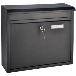 Metallinen postilaatikko,...