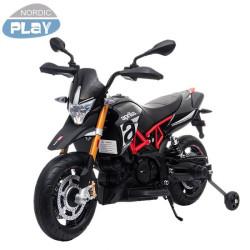 Sähkömoottoripyörä...