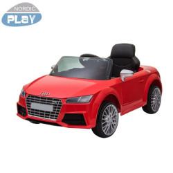 Sähköauto Audi TTS Roadster