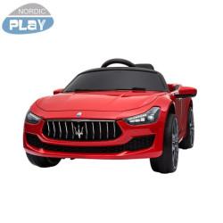 Sähköauto Maserati Ghibli