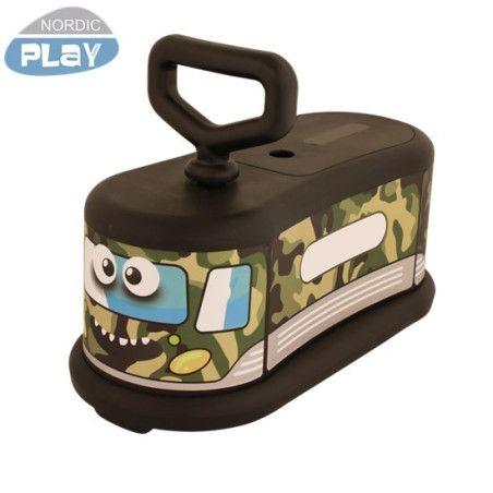 Potkuauto army NORDIC PLAY Speed