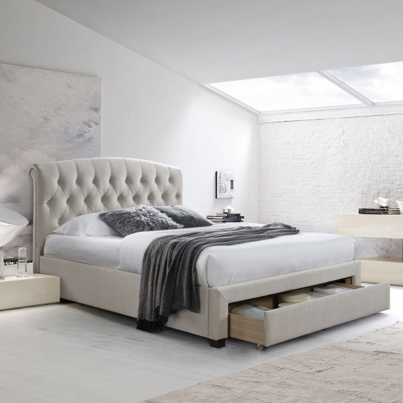 Sänky NATALIA 160x200 Cm, HARMONY DUO