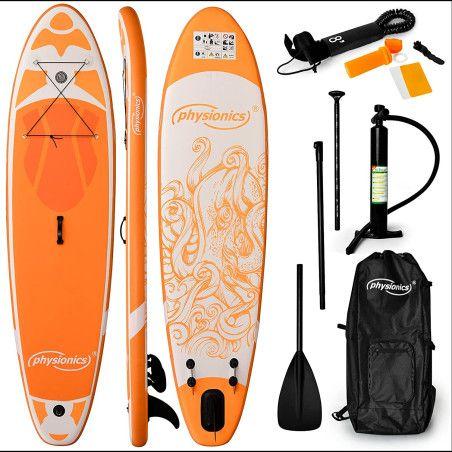 Poseidon SUP-lauta 366, oranssi