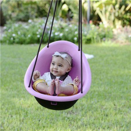 Keinu vauvalle Swurfer Kiwi, vaaleanpunainen tai -sininen