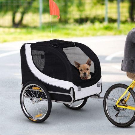 Pyöräilykärry lemmikille, 3 eri värivaihtoehtoa