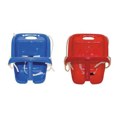 Vauvakeinu korkealla selkänojalla, 2 eri värivaihtoehtoa, NORDIC PLAY