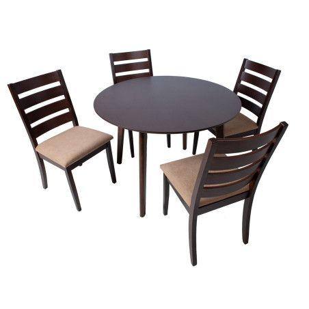 Ruokailuryhmä AMBER, 4 tuolia