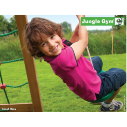 Jungle Gym Twist Disc,...