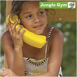 Jungle Gym Puhelin