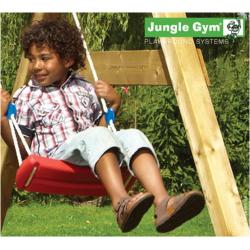 Jungle Gym Swing, punainen...