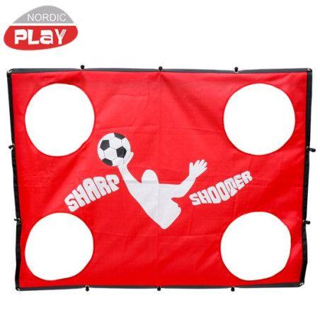Jalkapallomaali Soccer, tarkkuusseinä