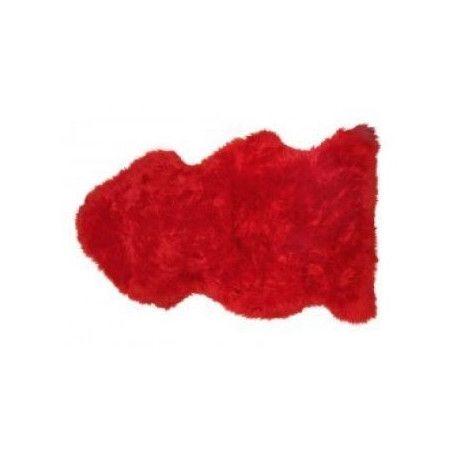Lampaannahkatalja (Punainen)