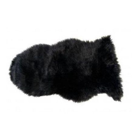 Keinonahkatalja (Musta)