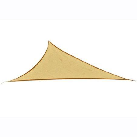 Outsunny kolmiomarkiisi 6x6x6m (hiekka)
