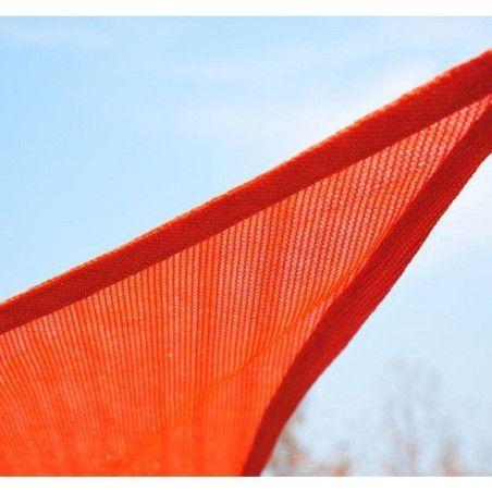 Outsunny markiisi 3x3 (punaruskea)