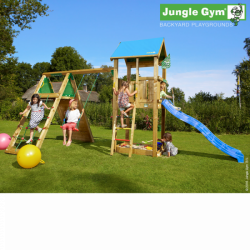 Jungle Gym Castle...
