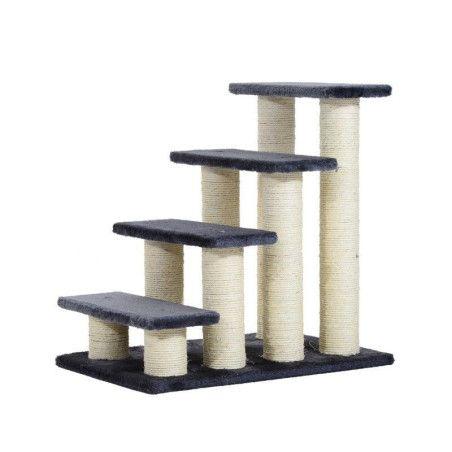 Kissan kiipeilypuu + portaat