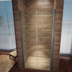 Lasiset suihkukaapin ovet...