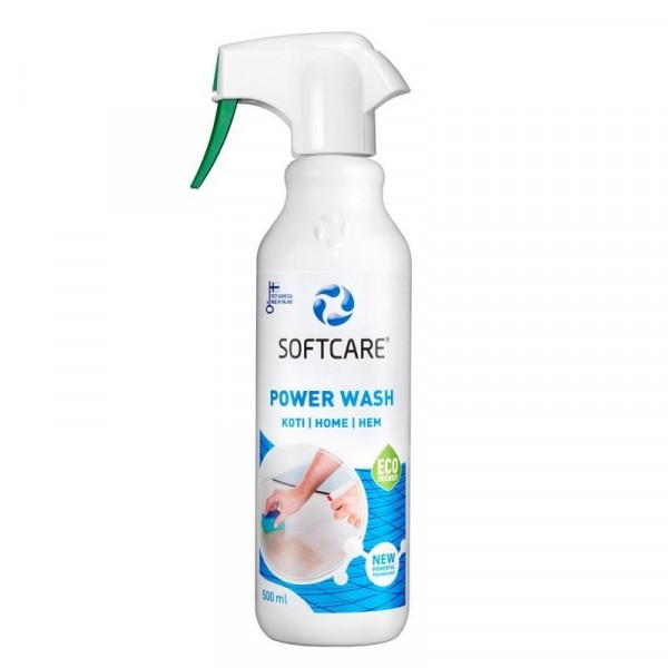 Softcare Power Wash 500ml