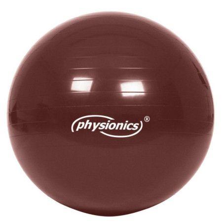 Jumppapallo 85 cm, punaruskea