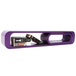 Designhylly 3kpl, violetti