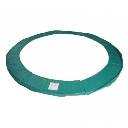 Trampoliinin reunapäällys  Ø 244cm (vihreä)