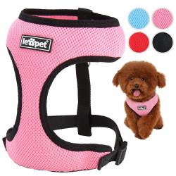 Koiran valjaat L  (pinkki)