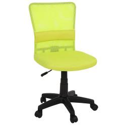 Toimistotuoli 2, keltainen