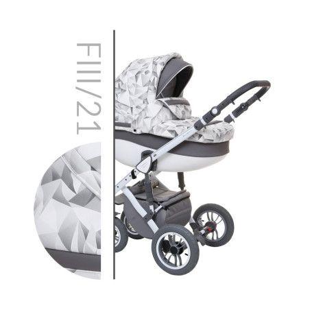 Baby Merc Faster 3 Style Yhdistelmävaunut, useita värejä