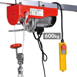 Sähkökäyttöinen vinssi 600kg