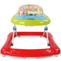 Vauvan kävelytuoli - Punainen
