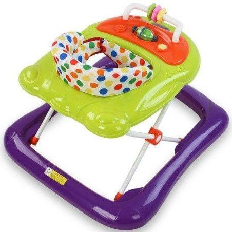 Vauvan kävelytuoli - Violetti
