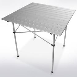 Kokoontaittuva alumiinipöytä