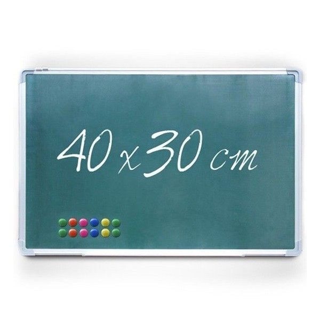 Liitutaulu 40x30 cm