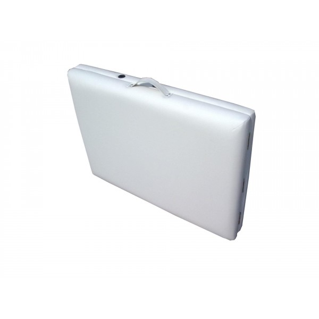 Hierontapöytä Premium Alu 2 vyöhyke Valkoinen
