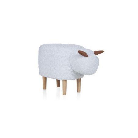 Lastenistuin lammas