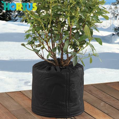 EILA nonwood 150x90cm pöytä + 6 polyrottinkituolia, musta
